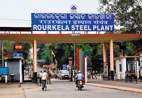 Rourkela Steel Plant supplies high strength plates for prestigious railway projects