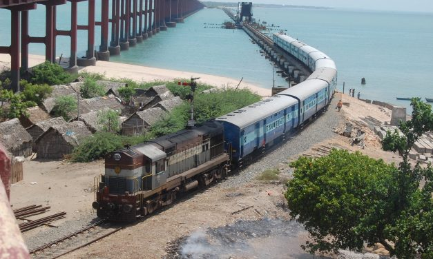 """Indian Railways to be world's """"Largest Green Railway"""" with Zero Carbon Emission"""