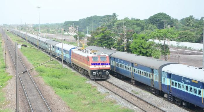 Train services to start from Tuesday