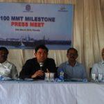 Paradip joins 'Exclusive Club of 100 Million Tonnes Ports'
