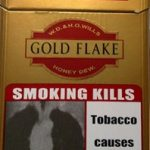 Smoke over cigarette packets carrying statutory pictorial warning: SC to decide
