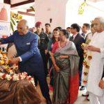 Kovind dedicates Anand Bhawan Museum, praises Biju Patnaik