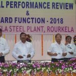 After a successful year of 2017-18, Rourkela Steel Plant CEO sets new target for 2018-19