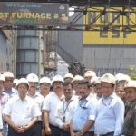 Rourkela Steel Plant BF-5 sets new record
