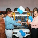 Nalco's Electric Vehicle services in Bhubaneswar & Cuttack railway stations