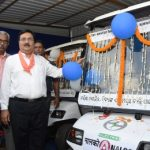 Nalco flags off Electric Vehicle Service in Puri on the eve of Ratha Yatra