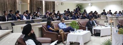 XUB Hosts business conclave Samavesh