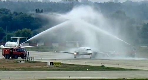 PM Modi dedicates Jharsuguda airport
