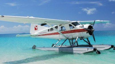 Centre drop seaplane project proposal on Chilika lake