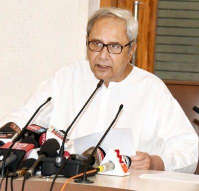 Odisha Cm launches Agni-Shama Seva Portal