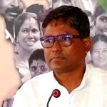 Odisha's Congress MLA Krushna Chandra Sagaria resigns from Assembly
