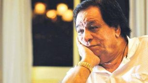 Kader Khan writes his own script