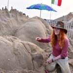 International Sand Art Festival gets off