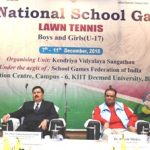 National School Games get off at KIIT Campus