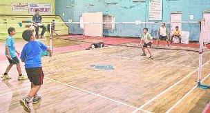 OSSBA Hosts Badminton Ranking Tournaments in Feb.