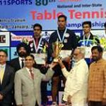 National TT Championships: Achanta Kamal lifts National Title for Men's Singles, Archana Women's Singles Title