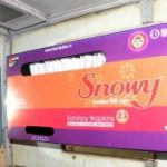 East Coast Railway tops in installing sanitary napkin vending machines in trains