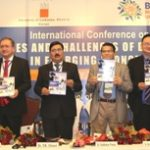 Birla University's B-School  Intl' Business Conference