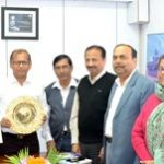 Rourkela Steel Plant wins  Golden Peacock Award for CSR