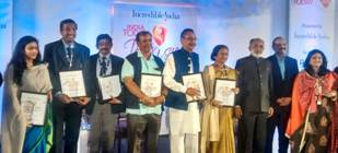 Odisha Tourism bags India Today Award