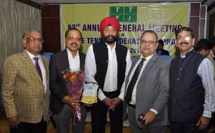 Odisha Table Tennis Association earns accolades from TTFI