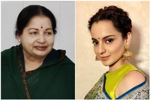 Kangana in Jayalalithaa biopic 'Thalaivi'