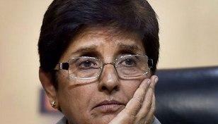 Madras HC restrains Kiran Bedi