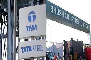 Bhusan Steel to merge with Tata Steel soon
