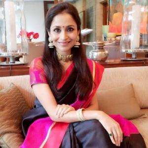 Shallu Jindal wins Aekalavya Award at Singapore