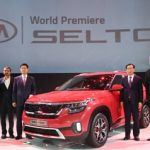 Kia Seltos, makes its world premiere from India