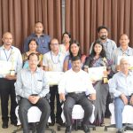 7 Rourkela Steel Plant executuves bag Star Performer Award