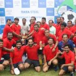 Tata Steel Friendship  Football Tournament 2019: Host team lifts the cup