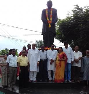 Sculptor Bipra Charan Mohanty's 10th Death Anniversary