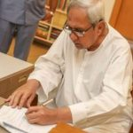 Odisha CM Naveen Patnaik files nomination for BJD president post