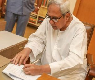 Naveen directs to pursue railway, telecom & bank projects with Centre