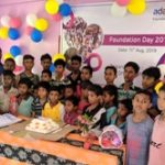 Adani celebrates 22nd foundation day with special children