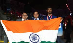 Odisha's Aswatha Narayana Wins Gold at World Skills Competition