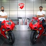 Ducati begins delivery of Panigale V4 R