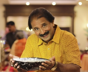 Comedian Antaryami to host foodie reality show 'Petu NanankaPeta Puja' in Tarang TV