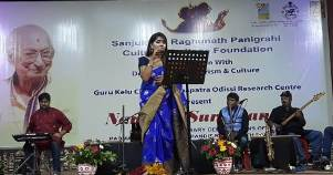 Singers pay rich tribute to legendary singer Raghunath Panigrahi
