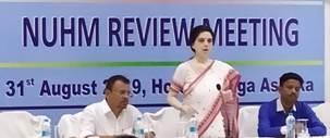 Odisha sets target to use 90% of Urban Health Mission funds
