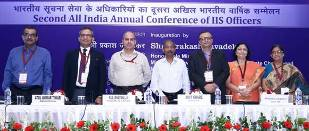 2nd Annual Conference of IIS Officers : Focus on convergence of activities