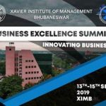 Odisha chief secretary to inaugurate XIMB's Business Excellence Summit 2019
