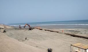 Gopalpur Port  nourishes 5km beach front for ecology