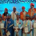 Sri Sri University 6th Convocation, 4 get honorary doctorate