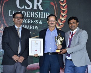 Odisha Mining Corpn. Bags Zee Business National CSR Award 2019