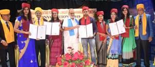 Bhawan's B-school CCM Convocation: Mahabharat teaches management, Odisha governor