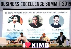 XIMB Business Excellence Summit 2019 concludes today