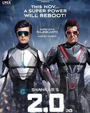 Superstar Rajnikanth's '2.0' fails in China