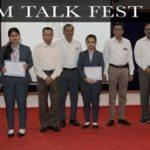 DAV B-school Talk Fest: Scoial media needs regulation to filter fake new & paid news